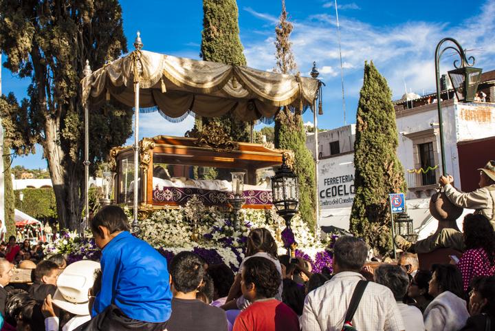 Procesíon San Miguel de Allende